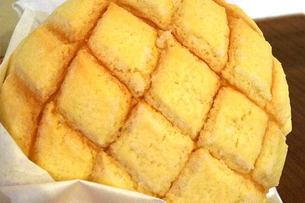 松村君の人生(23年)で一番美味しかったメロンパン