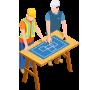 ベテラン作業員の技の継承