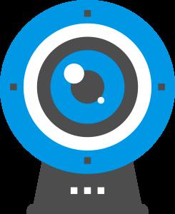 AIとWebカメラで画面を触れず清潔操作