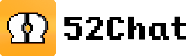 52Chat Logo