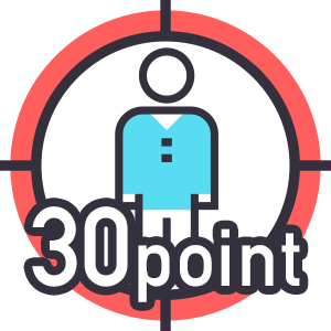 Detects up to 30 body keypoints