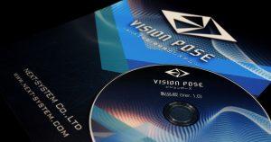 VisionPose製品版DVD