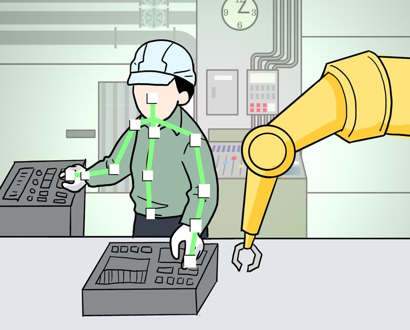 ロボット連携定型作業