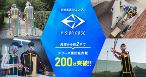 VP販売累計200社突破