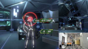 姿勢負荷可視化シミュレーター